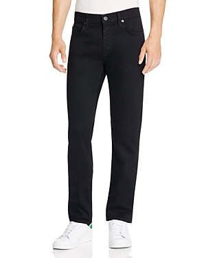 J Brand Kane Slim Straight Fit Jeans in Trivor-Men
