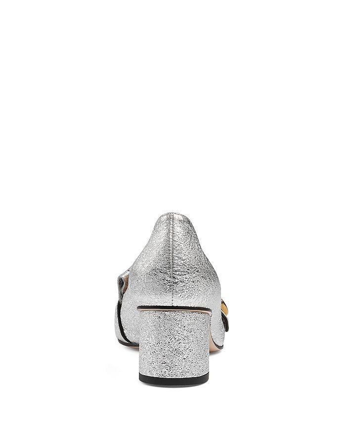 ac2a2d14d10d Gucci - Women s Marmont Metallic Mid-Heel Pumps