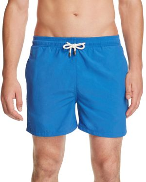 Solid & Striped Classic Solid Swim Trunks