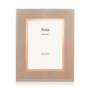 Siena Glass Rays Frame, 5 x 7