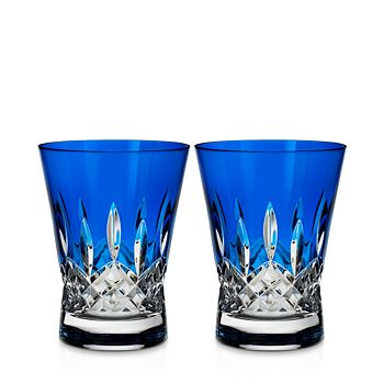 Waterford - Lismore Pops Double Old Fashioned Glass, Set of 2