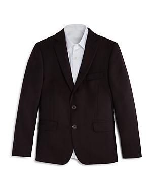 Dkny Boys Wool Herringbone Sport Coat  Big Kid