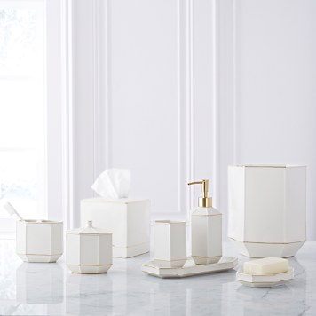 Kassatex st honore bath accessories collection bloomingdales