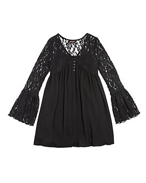 Ella Moss Girls Shyla Bell Sleeve Dress  Sizes 714