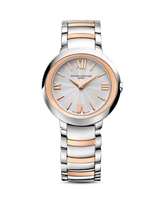 Baume & Mercier Promesse Two Tone Watch, 30mm - Bloomingdale's_0