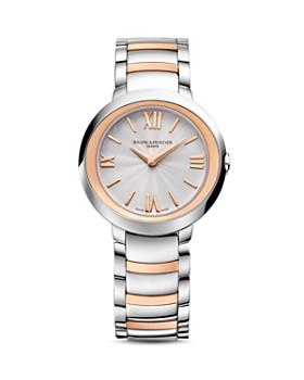 Baume & Mercier - Promesse Two Tone Watch, 30mm