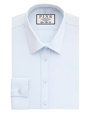 Thomas Pink Freddie Plain Dress Shirt - Bloomingdale's Slim Fit