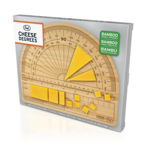 Fred & Friends Cheese Degrees Cutting Board 1799042