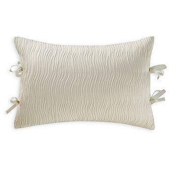 "Waterford - Allure Breakfast Pillow, 12"" x 18"""