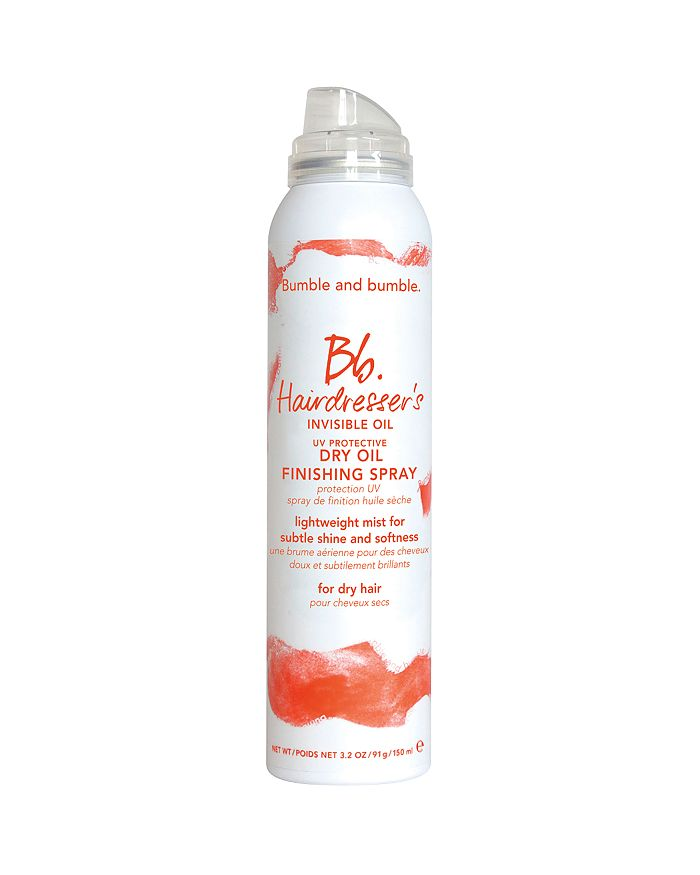Bumble and bumble - Bb. Hairdresser's Invisible Oil UV Protective Dry Oil Finishing Spray 3.2 oz.
