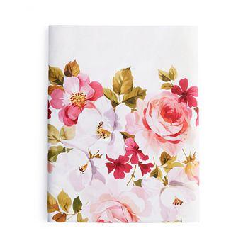 Anne de Solene - Lady Rose Flat Sheet, King
