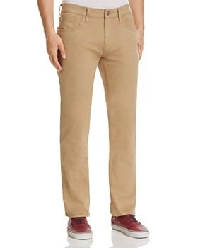 Mavi - Stretch Twill Straight Fit Pants