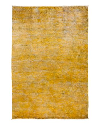 """Solo Rugs - Vibrance Overdyed Area Rug, 6'1"""" x 8'10"""""""