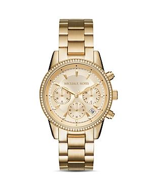 Michael Kors Ritz Watch, 37mm