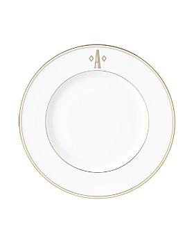 Lenox - Federal  Monogram Block Accent Plate