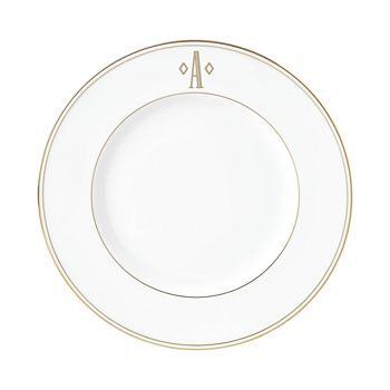 Lenox - Federal  Monogram Block Accent Plate