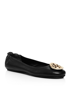 3d7d8d593da4b Tory Burch - Women s Minnie Travel Ballet Flats ...