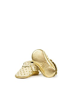 Freshly Picked - Girls' Heirloom Moccasins - Baby
