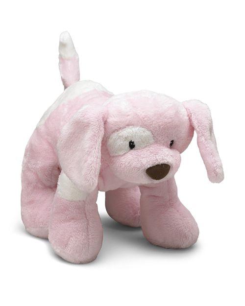 Gund - Girls' Spunky Plush Dog