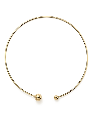 14K Yellow Gold Removable Bead Collar Necklace, 17 - 100% Exclusive