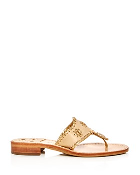 Jack Rogers - Women's Nantucket Thong Sandals
