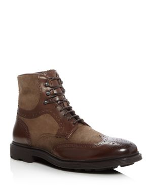 To Boot New York Hobson Wingtip Boots