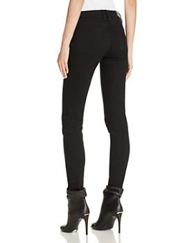 Burberry - Skinny Jeans in Black