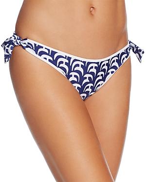 Milly Sailboat Side Tie Bikini Bottom