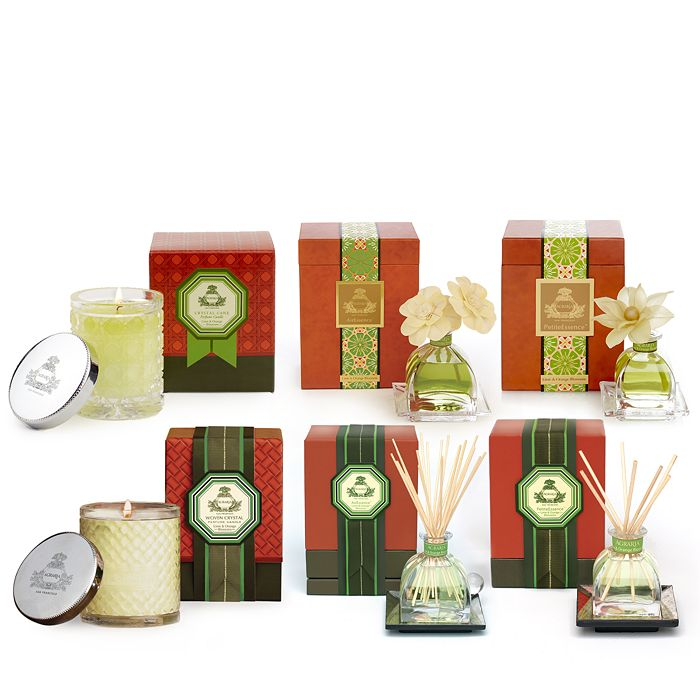 Agraria - Lime & Blossoms Scent Collection