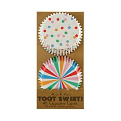 Meri Meri - Toot Sweet Spotty Cupcake Cases