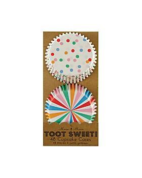 Meri Meri - Toot Sweet Spotty Cupcake Cases