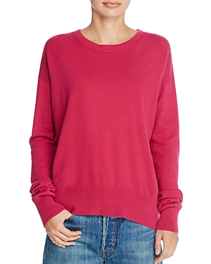 Vince Boxy Drop Shoulder Cashmere Sweater