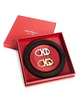4fa421ccf730 Salvatore Ferragamo - Reversible Belt Boxed Set ...