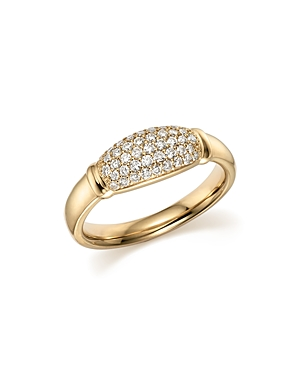 Diamond Micro Pave Band in 14K Yellow Gold, .44 ct. t.w. - 100% Exclusive