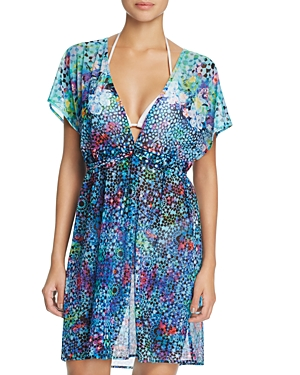 Profile by Gottex Paradise Bay Tunic Swim Cover-Up