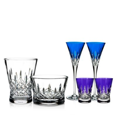 Lismore Pops Double Old Fashioned Glass, Set of 2