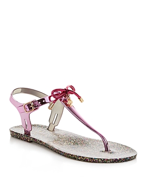 kate spade new york Fanley Jelly Thong Sandals