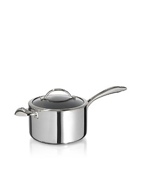 Scanpan - CTP 4-Quart Covered Saucepan - 100% Exclusive