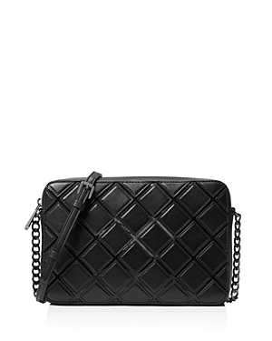 Michael Michael Kors Jet Set Large East/West Metallic Trim Crossbody