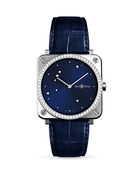 Bell & Ross - BR S Diamond Bezel Eagle Watch, 39mm