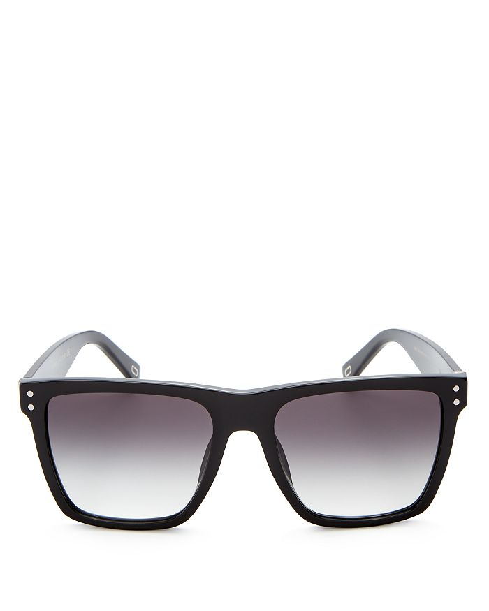 outlet for sale famous brand lowest price MARC JACOBS Women's Square Sunglasses, 58mm | Bloomingdale's