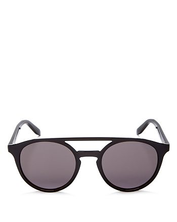 Carrera - Men's Top Bar Round Sunglasses, 48mm