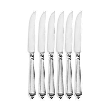 Ricci Argentieri - Rialto 6-Piece Steak Knife Set