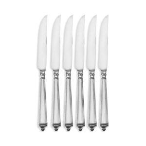 Ricci Argentieri Rialto 6-Piece Steak Knife Set