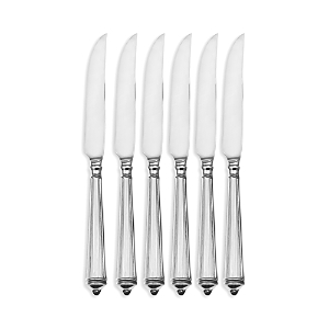 Ricci Argentieri Rialto 6-Piece Steak Knife Set