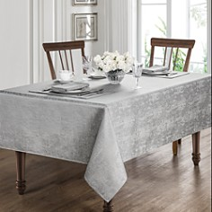 "Waterford - Moonscape Tablecloth, 70"" x 144"""