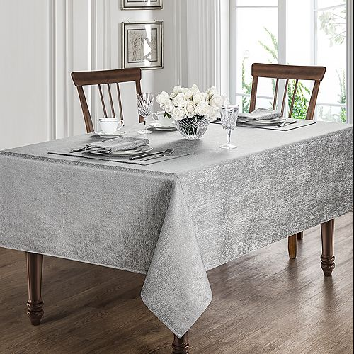 "Waterford - Moonscape Tablecloth, 70"" x 126"""