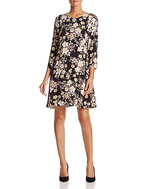 Yumi Kim Flying Trapeze Floral Print Dress