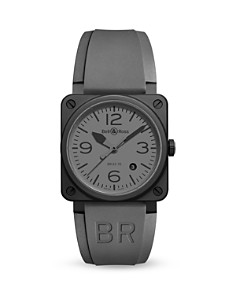 Bell & Ross BR 03-92 Commando Ceramic Watch, 42mm - Bloomingdale's_0