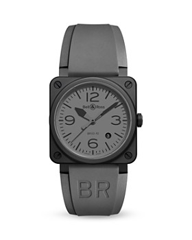 Bell & Ross - BR 03-92 Commando Ceramic Watch, 42mm